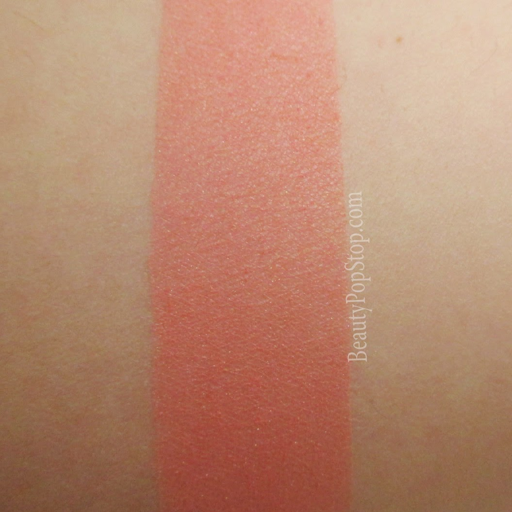 Hourglass Ambient Lighting Blush Diffused Heat swatch