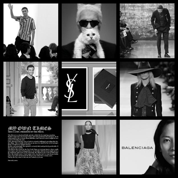 Resumen de Moda 2012