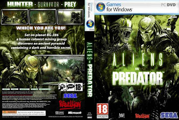 Alien vs Predator 2010 (4DVD) FPS