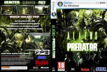 Alien vs Predator 2010 (4DVD) FPS