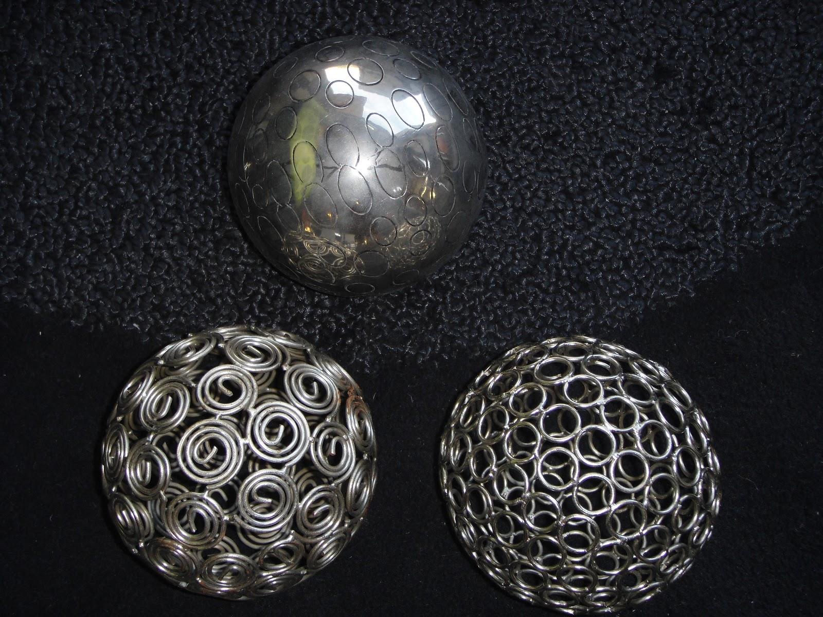 ideaa tienda jarrones candelabros bolas decorativas