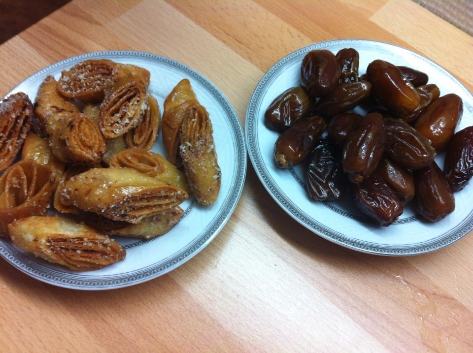 La cuisine gourmande chabakia bligha for Cuisine gourmande