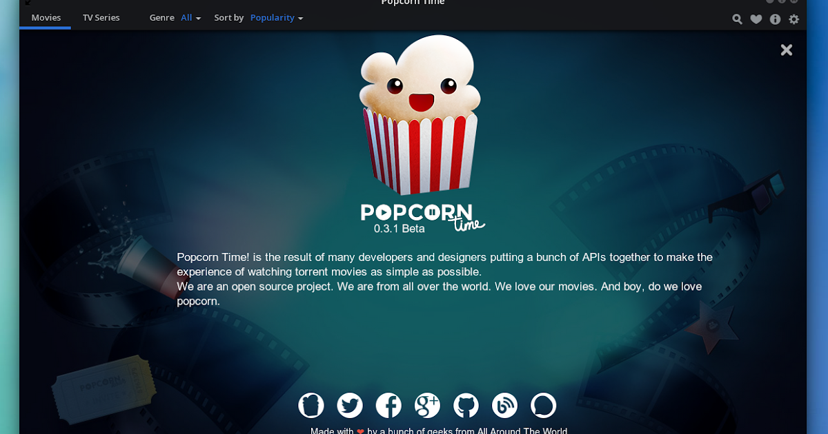 How to Save PopCorn Time Movies/Shows to Your PC- YouTube
