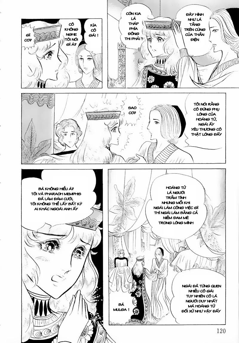 Nữ Hoàng Ai Cập-Ouke no Monshou chap 53 Trang 25 - Mangak.info