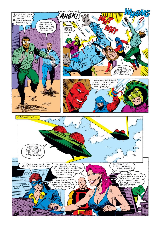 Captain America (1968) Issue #343 #273 - English 16