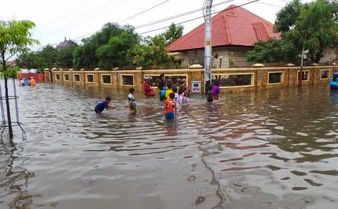 Sejumlah Sekolah Di Tiga Kecamatan Rawan Kebanjiran