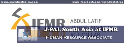 Human Resource Associate job 2015