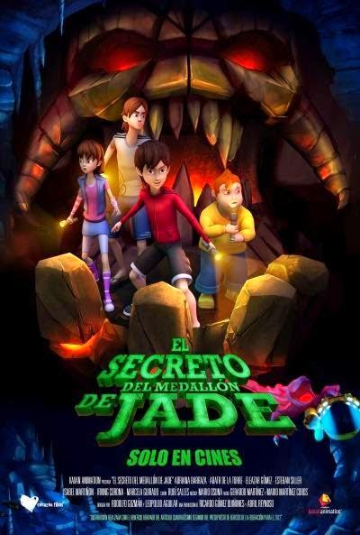 El secreto del medallón de jade – DVDRIP LATINO