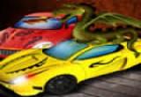 لعبة سباق سيارات الموت