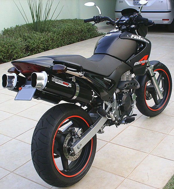 Falcon tunada fotos top motos for Foto top