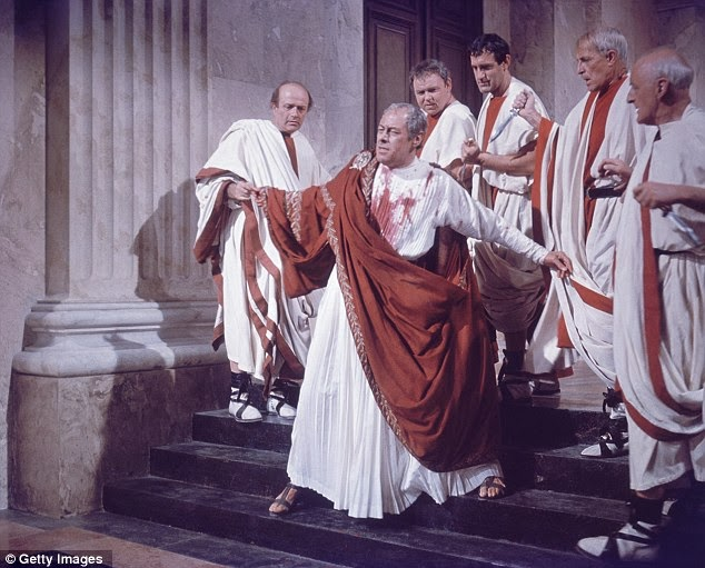 an analysis of brutuss actions of very extensive ramifications throughout julius caesar
