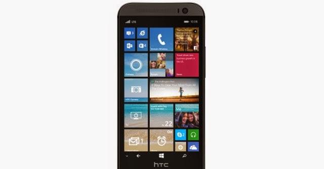 HTC One (M8) Windows Phone 8.1 lộ thông số kĩ thuật