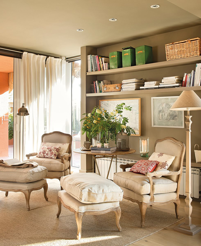 Blog achados de decora o casa de campo ou casa de - Muebles para casa de campo ...