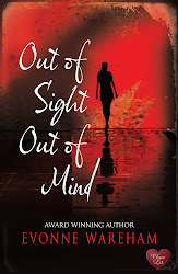 Out of Sight Out of Mind  Available now.
