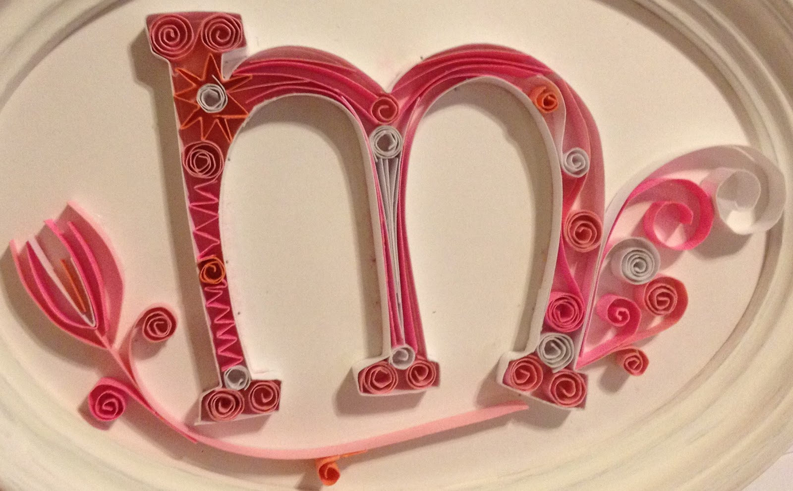 World of yourcrafts quilling a letter quilling a letter altavistaventures Images