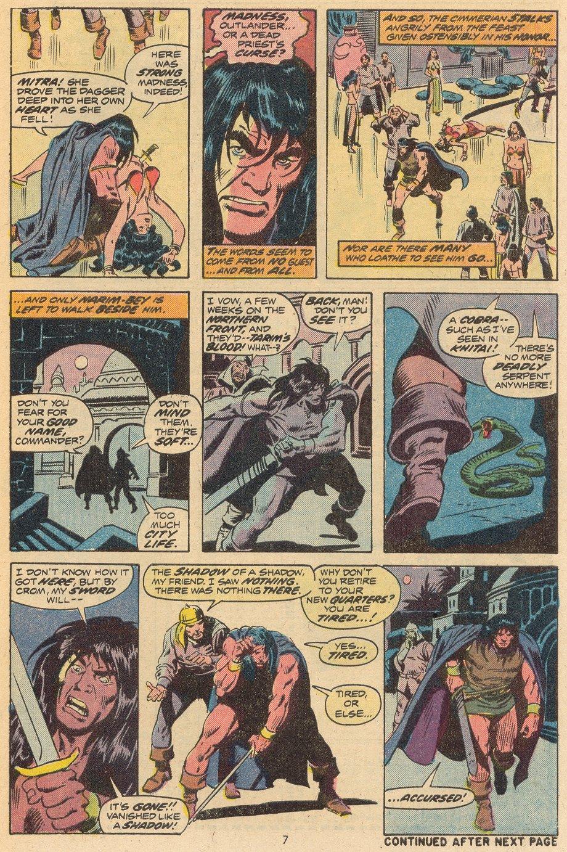 Conan the Barbarian (1970) Issue #38 #50 - English 6