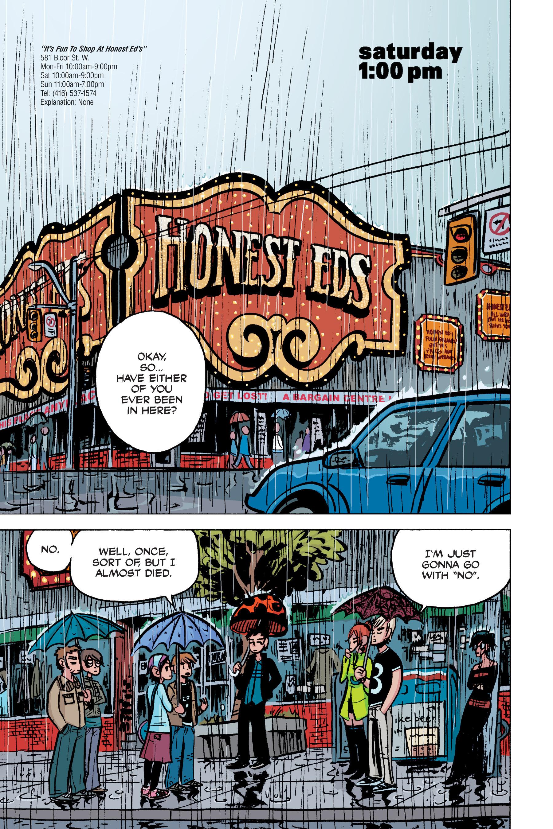 Read online Scott Pilgrim comic -  Issue #3 - 61