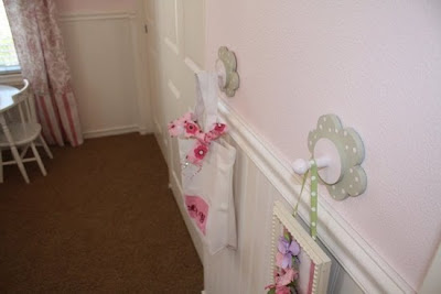 dormitorio rosa niña
