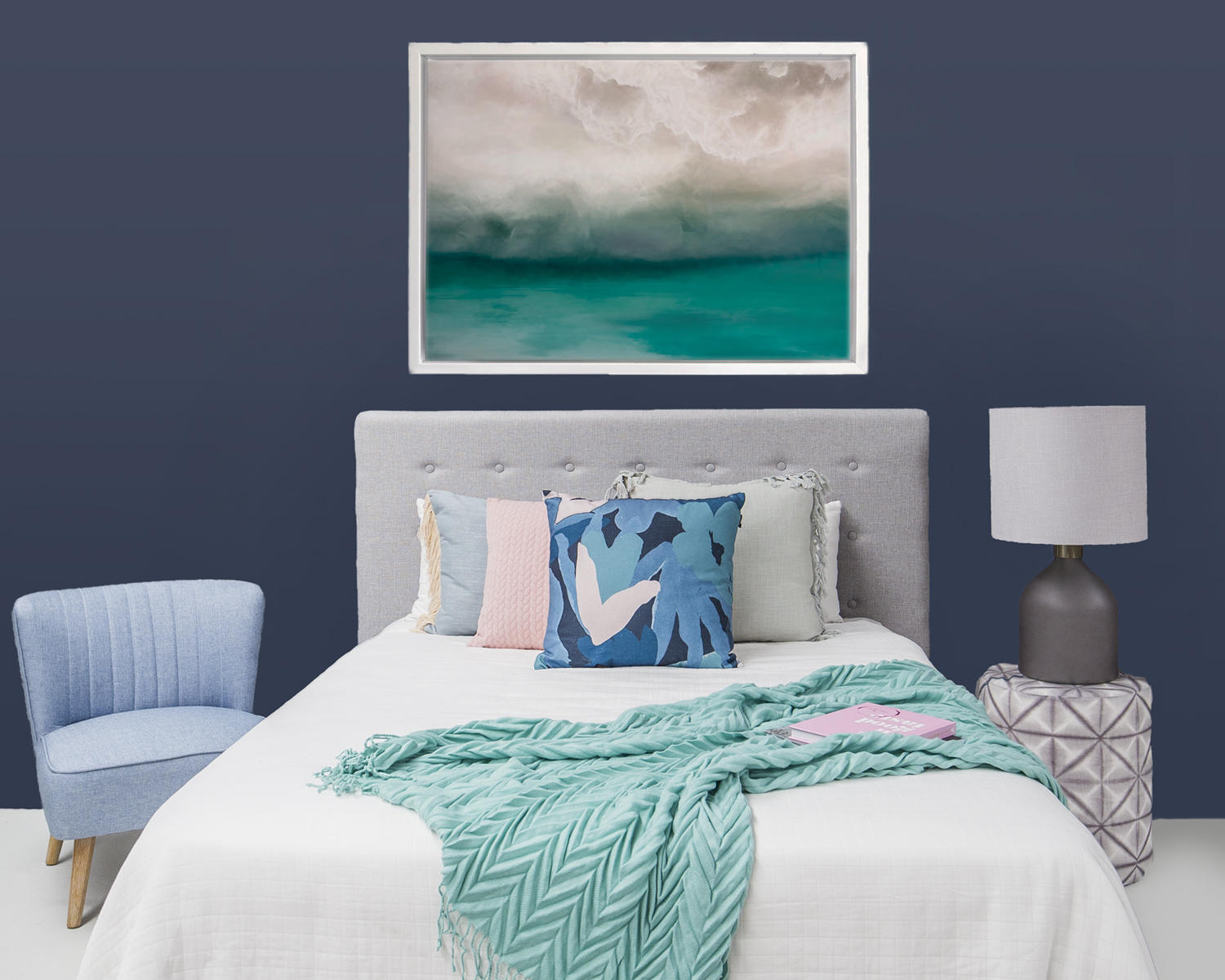 Interior Design Tips Creating A Colour Palette For Your Bedroom