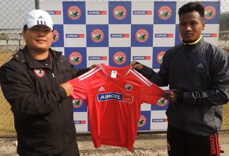 SLFC signs Durga Boro