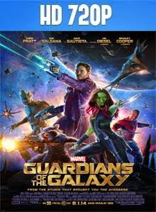 Guardianes de la Galaxia HD 720p Latino 2014