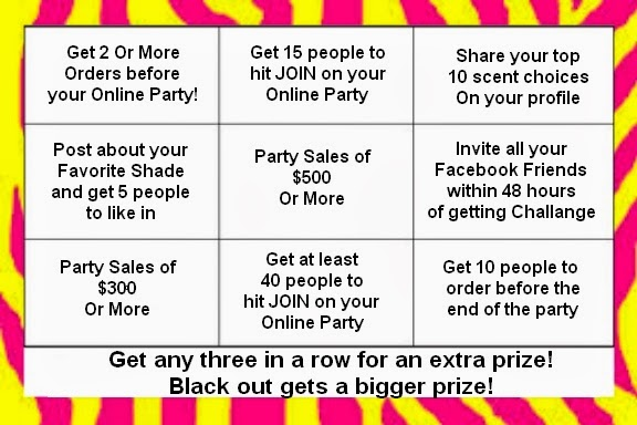 online/facebook party  pink zebra how to?, Party invitations