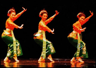 Tarian Daerah (Tradisional) yang ada di Indonesia