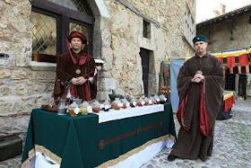 Fête médiévale de Pérouges (01)