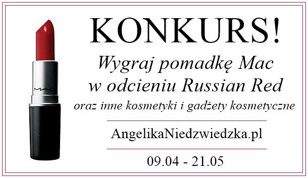 Konkurs u Angelika Niedźwiedzka do 21 Maja