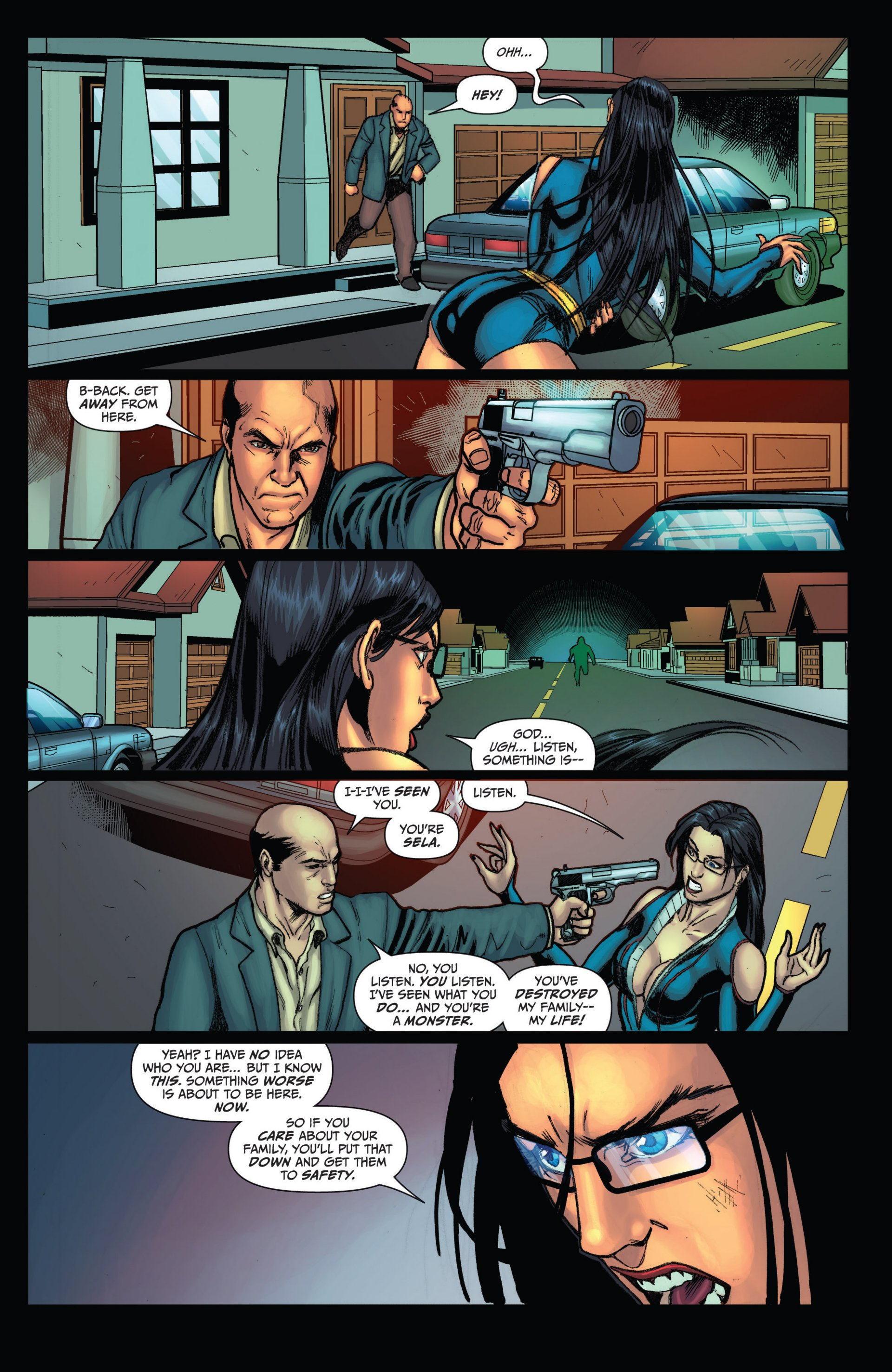 Grimm Fairy Tales (2005) Issue #98 #101 - English 19