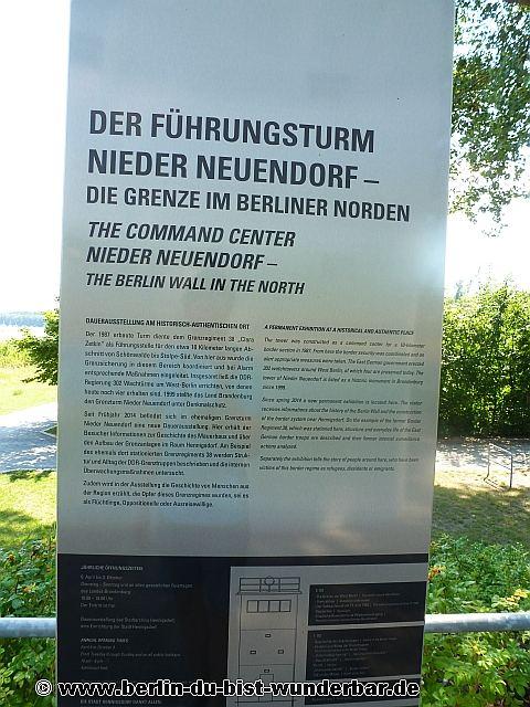 Grenturm, Berliner Mauer, Mauerweg, DDR, Grenze, Wachturm, Kaltkrieg
