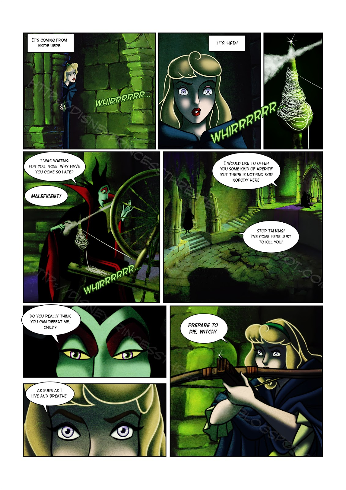 The Little Crooked Tale Chapter Fifteen Tower Part One 24