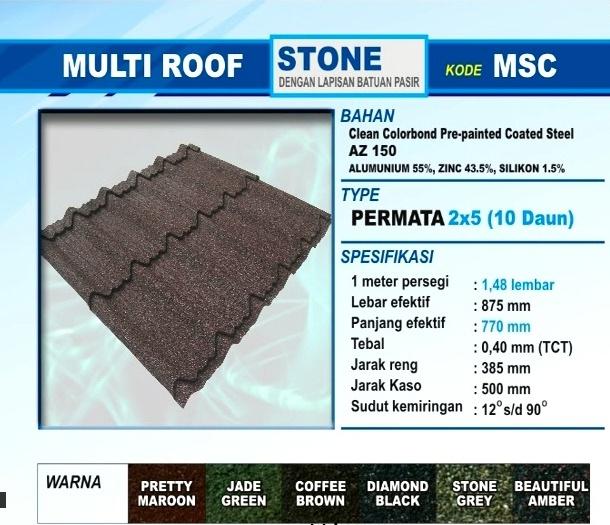 Harga Update Genteng Pasiratap Rumah Indah Surya Roofmulti Roof Sakuraroof
