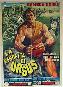 Revenge of Ursus (1961)