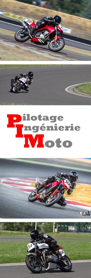 Pilotage Ingénierie Moto