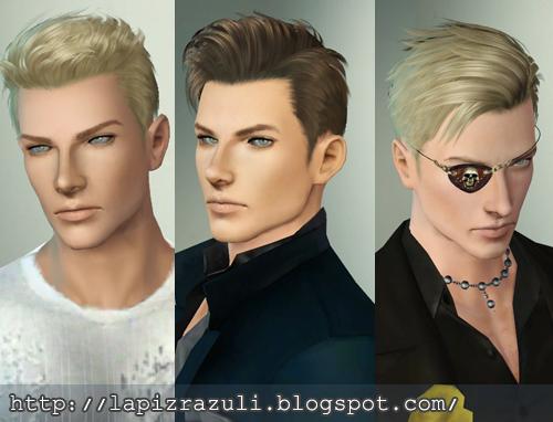 Descargar Peinados Para Los Sims 3 - Los Sims 3 Pekesims Los Sims 3 pack peinados de mujer adulta