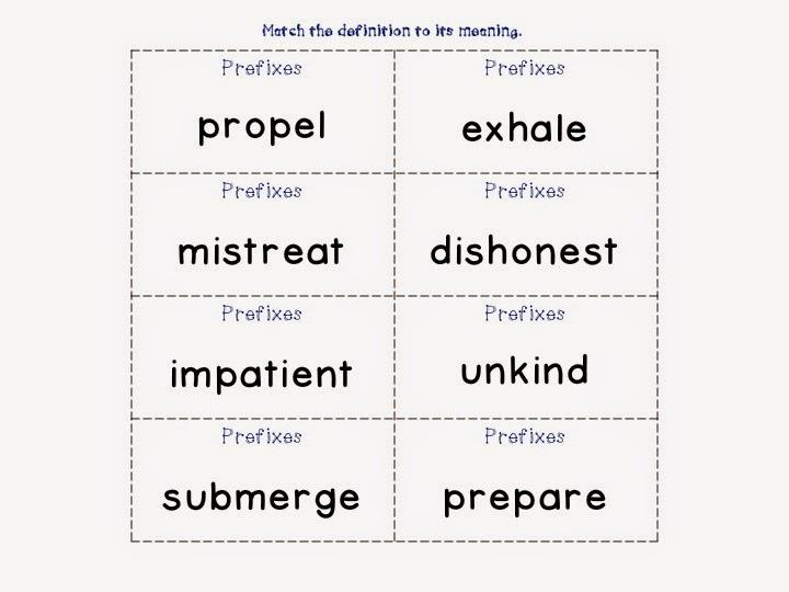 3rd Grade Prefix And Suffix Worksheets 3rd Grade Free – Prefix and Suffix Worksheets