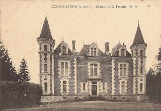 La Favorite - Cour-Cheverny