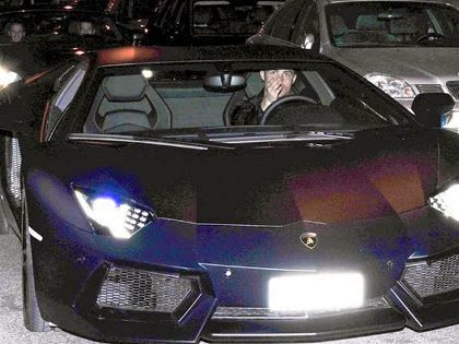 Super expensive cars of the stars of football in 2015