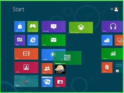 Меню Пуск появится в Windows 8