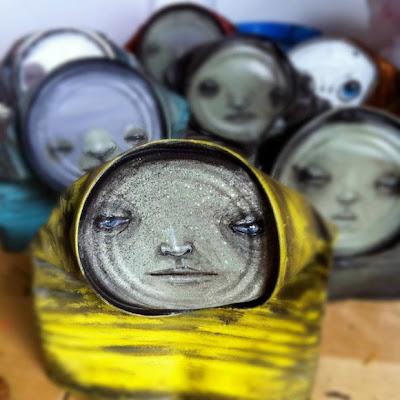 lata de aluminio y lata
