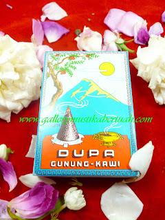 Dupa Gunung Kawi Asli