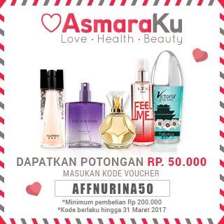 AsmaraKu Discount Code