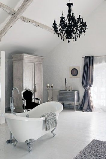 No Means Victorian Style But I Cant Resist These Baths And One Will Most Certainly Find Its Place In Our Home We Are Still On The Hunt Here Is