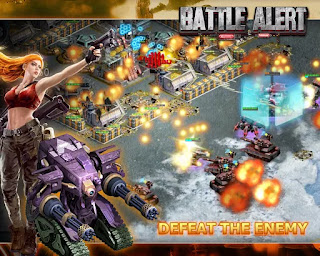 Battle Alert : War of Tanks 4.7.03 Mod Apk (Unlimited Money)