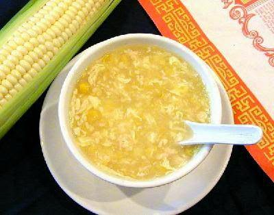 Resep Sup Jagung Gurih