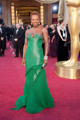 Viola Davis - 2012 Academy Awards
