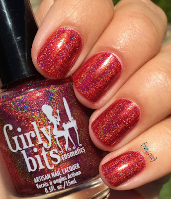 Girly Bits It Was The Fireball