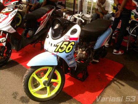 Road Race Seri 1 Cianjur 27-28 April 2013