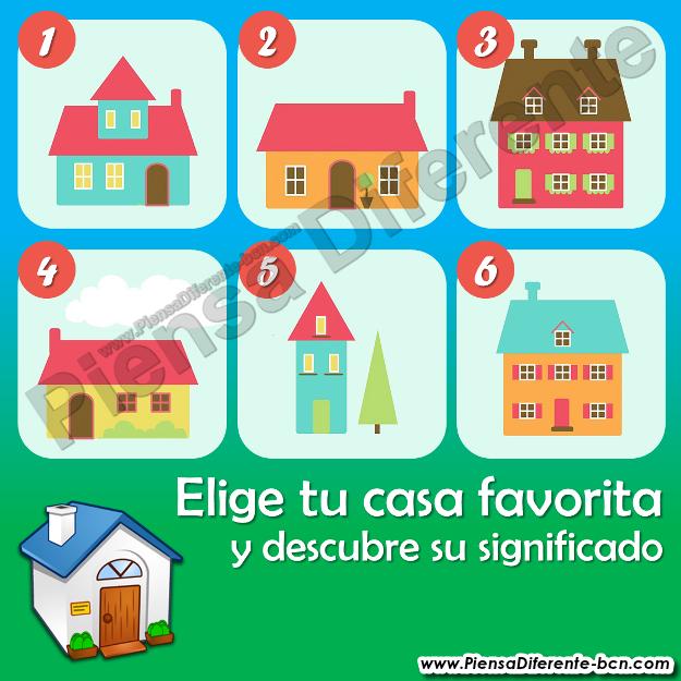 Piensa Diferente El Test De Las Casas